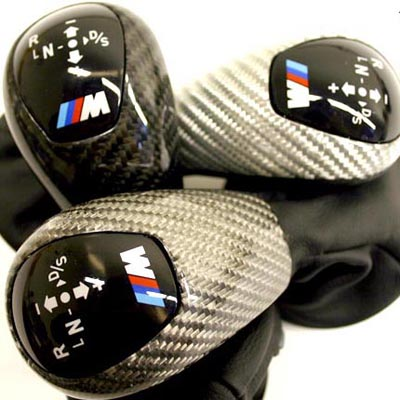 m5-m6 smg carbon fibre shift knobs